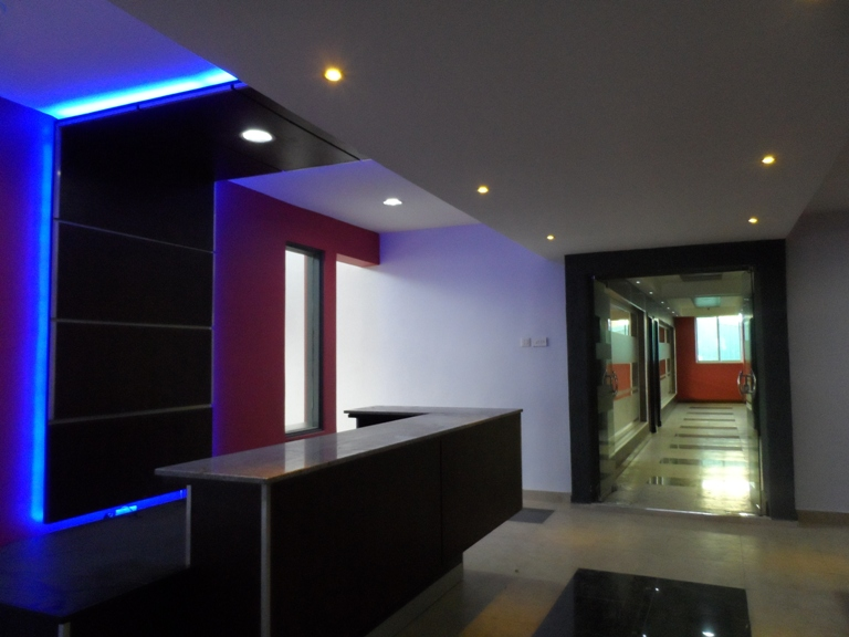 Executive Reception areas