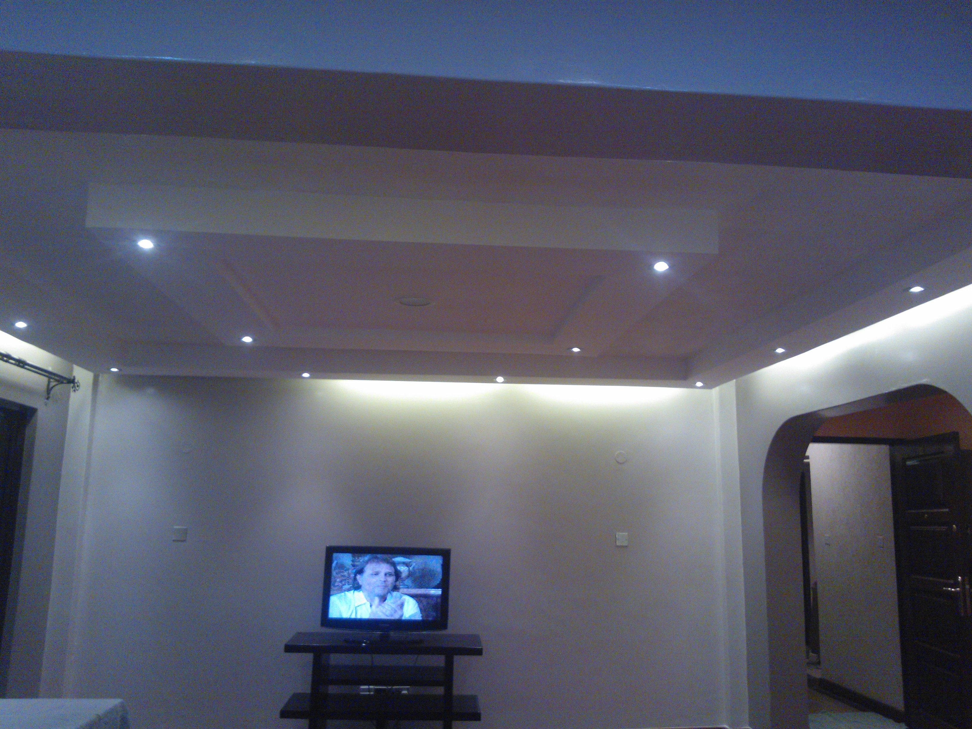 Ceilings/Paintwork